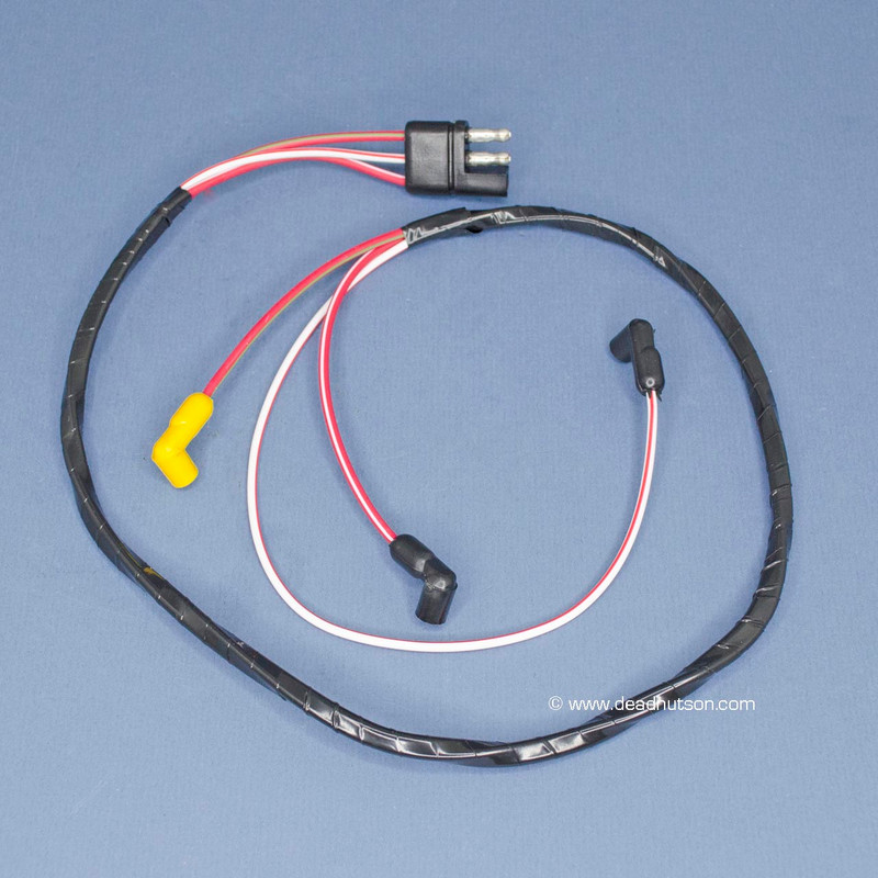 1970 BOSS 302 Engine Gauge Feed Wire Harness