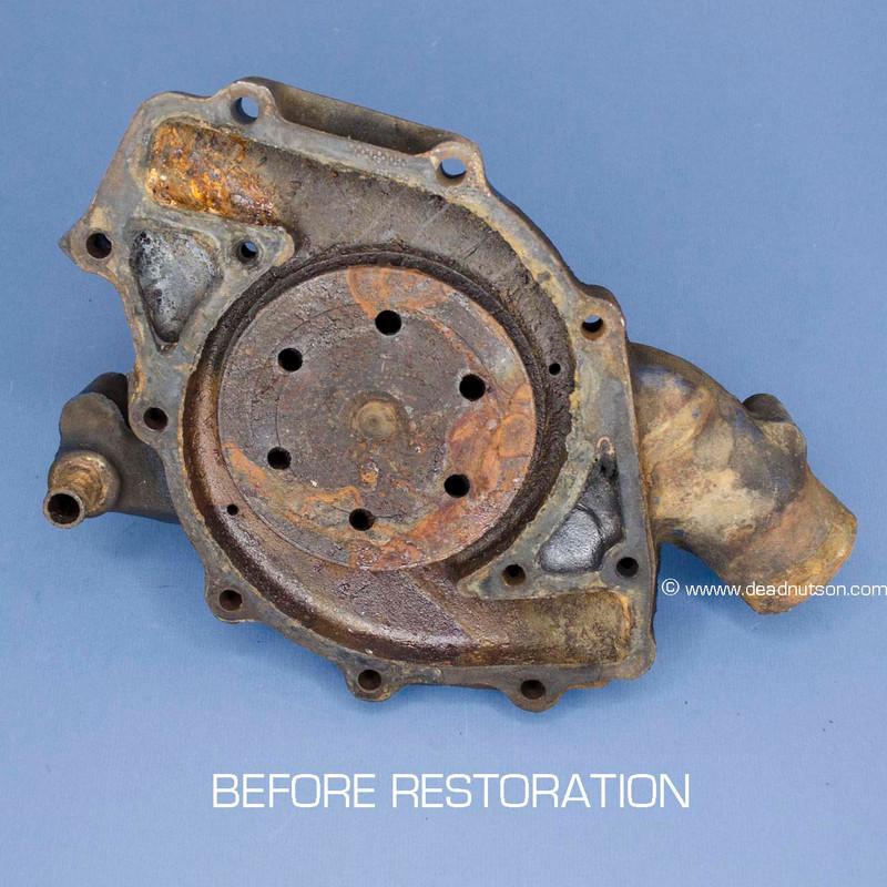 1968-79 429, 429 S/CJ, 460 Water Pump Rebuild Service & Return Shipping