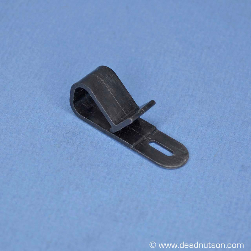 1969-70 Firewall Speedometer Cable Clip