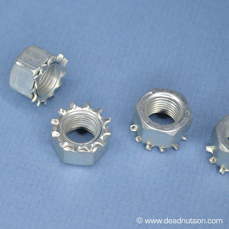 1965-67 Autolite Rear Shock Nuts