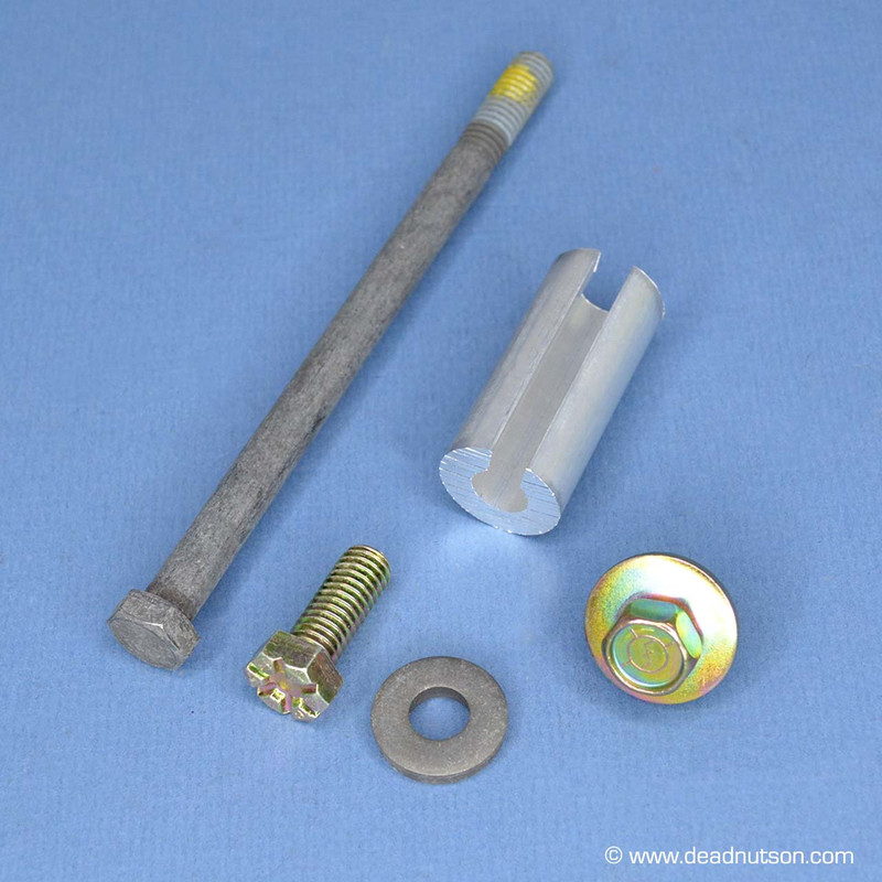 1968-70 390/428 CJ Smog Pump Fastener Kit