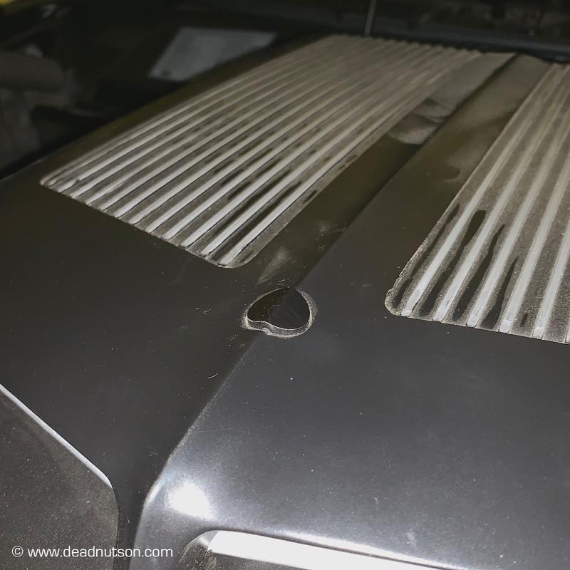 1970-71 Torino Shaker Plug