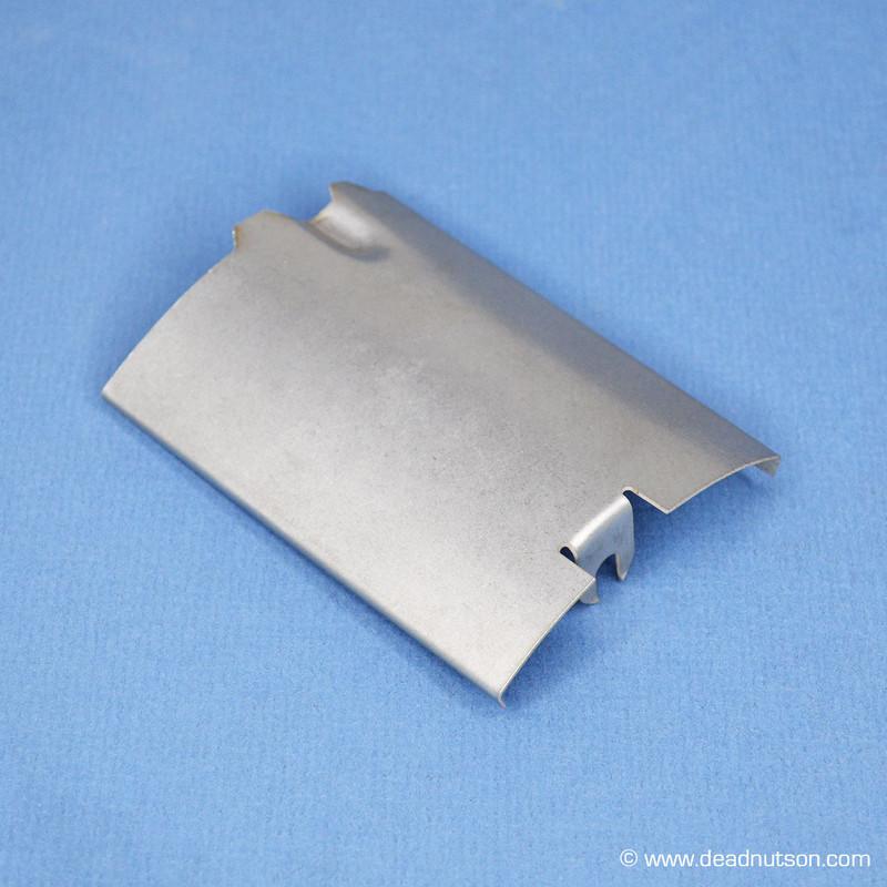 BOSS 429 Starter Motor Solenoid Heat Shield