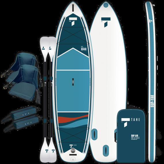 """TAHE 11'6"""" BEACH SUP + KAYAK KIT"""