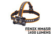 Fenix HM65R Rechargeable Headlamp - 1400 Lumens