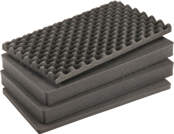 Pelican™ 1557 Air Replacement Foam Set