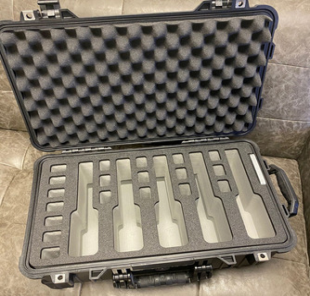Pelican™ 1510 Pistol Case