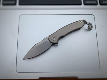 Ferrum Forge Knife Works Micro Fortis Folding Knife