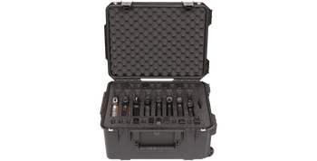 SKB iSeries 2015-10 Eight Handgun Case