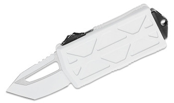 """Microtech 158-1ST Stormtrooper Exocet OTF Money Clip AUTO Knife 1.98"""""""