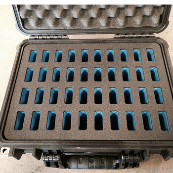 Pelican™ 1450 40-Knife Case