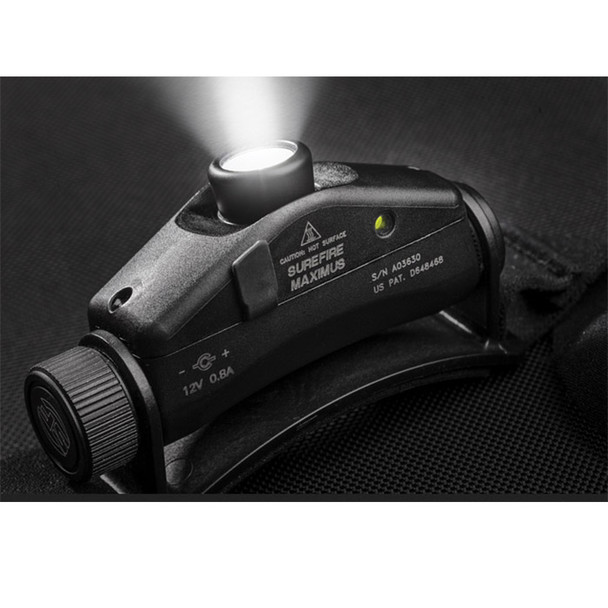 Surefire Maximus Rechargeable Headlamp