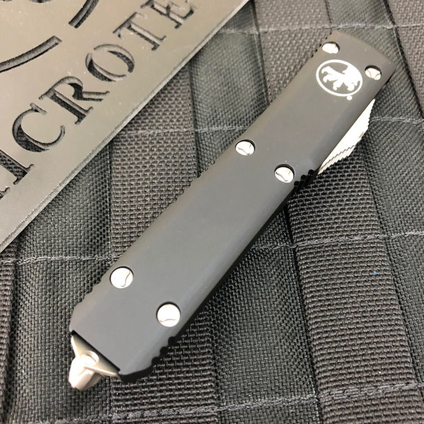 Microtech Ultratech 123-1 Black Tanto