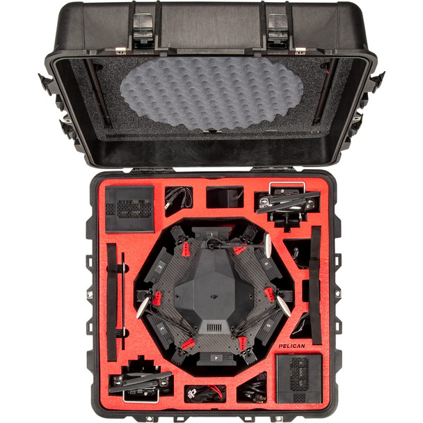 Pelican Flightline Series™ Case for DJI™ MATRICE™ 600 PRO DRONE