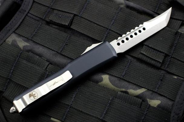 Microtech 119-10 Ultratech Hellhound Tanto OTF Auto Knife