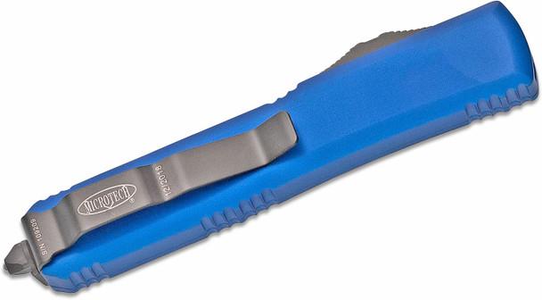 Microtech 122-1BL Ultratech D/E Blue