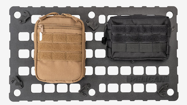 Pelican 1510MP EZ Click MOLLE Panel