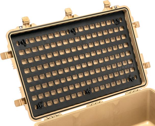 Pelican 1650MP EZ Click MOLLE Panel