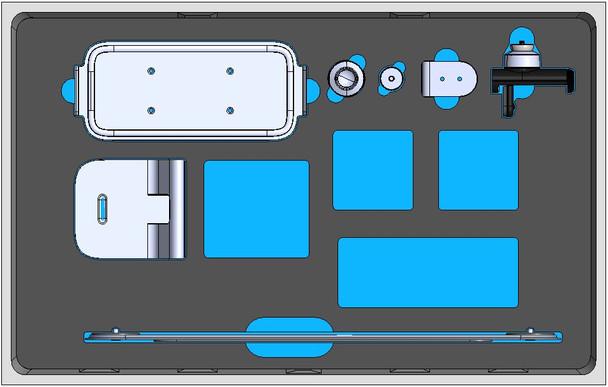 Google Series One Medium Kit - Pelican 1650