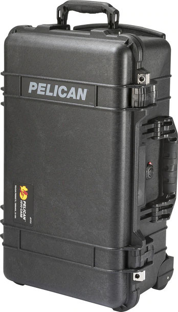 Pelican 1510 Case for Google Asus Kit