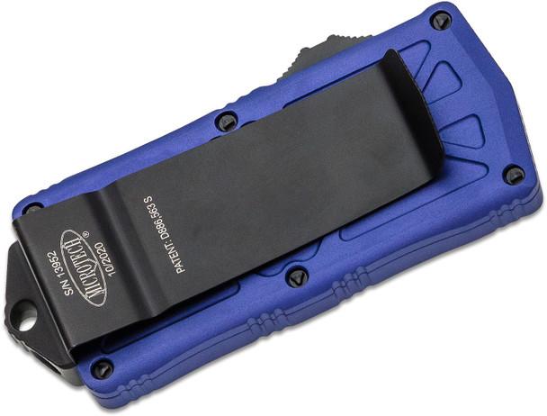 Microtech 158-1PU Exocet T/E Purple