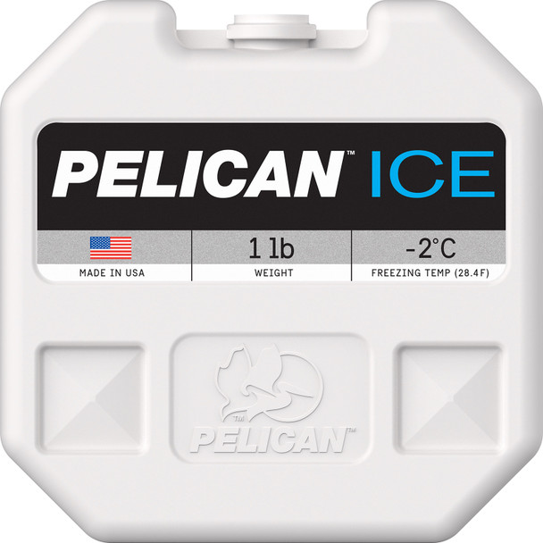 Pelican Ice 1lb Ice Pack