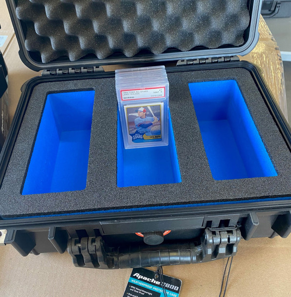 Apache 3800 Card Collector FOAM ONLY