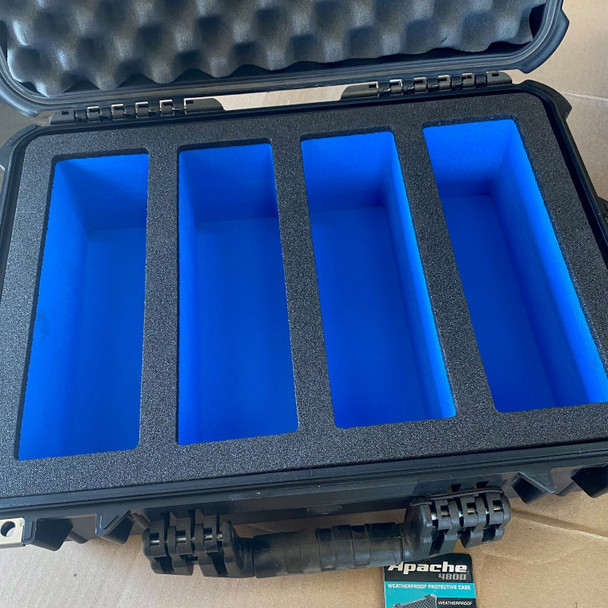 Apache 4800 Card Collector FOAM ONLY