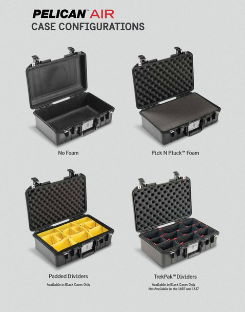 Pelican™ 1557 Air Case