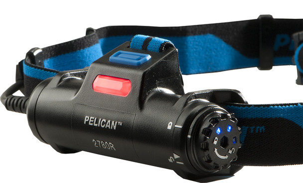 Pelican 2780 Rechargeable Headlight
