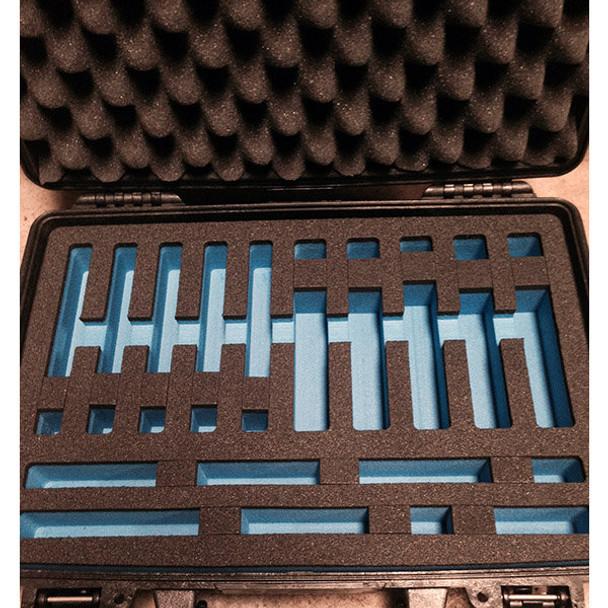 Pelican™ 1470 Knife Case  FOAM ONLY
