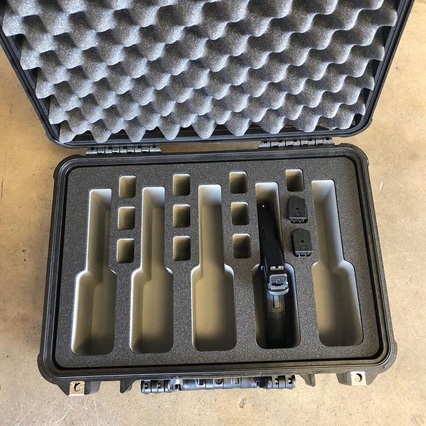 Pelican™ 1500 5-Pistol Case