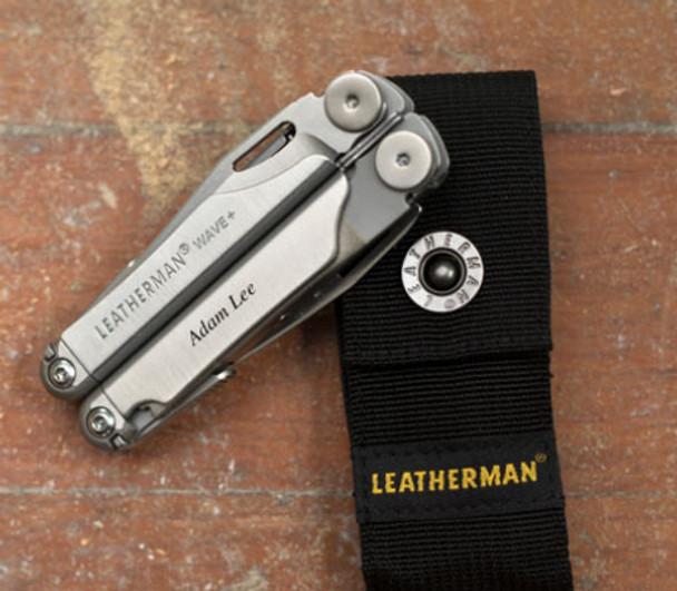 Leatherman Engraving