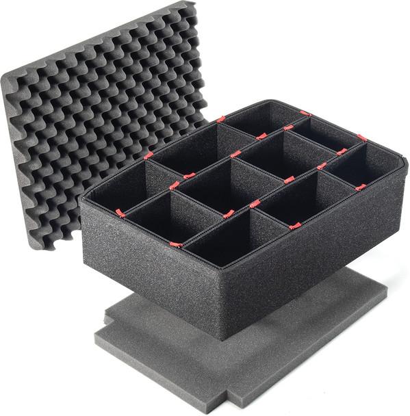 Pelican™ 1605 Air Case TrekPak Kit