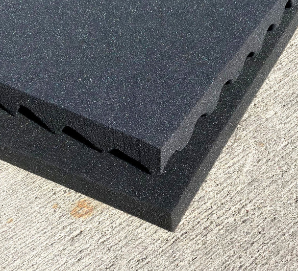 Pelican™ 1615 Air  Lid and Base Foam ONLY