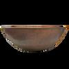 """31"""" copper fire bowl in Dubai style"""