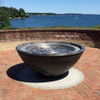 30 inch gas fire ring in fire bowl