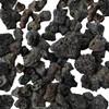 "1/2"" - 2"" black/gray x-small sized lava rock"