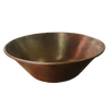 """24"""" Mediterranean fire bowl with copper"""