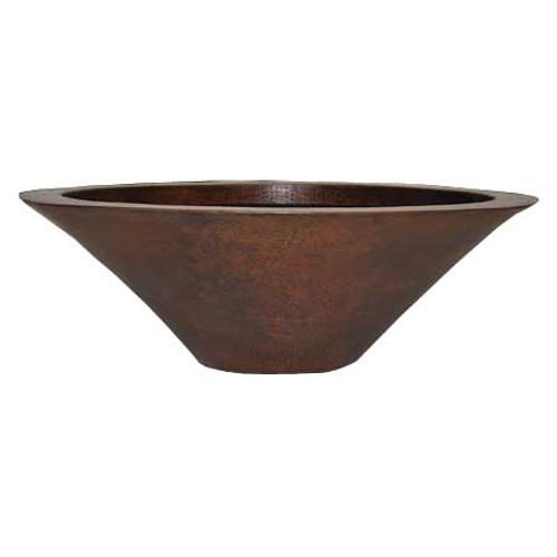 "31"" Equinox Copper Fire Bowl"