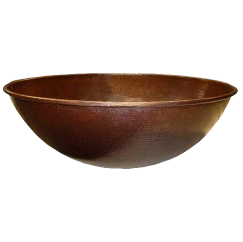 "45"" copper fire bowl in Dubai style"