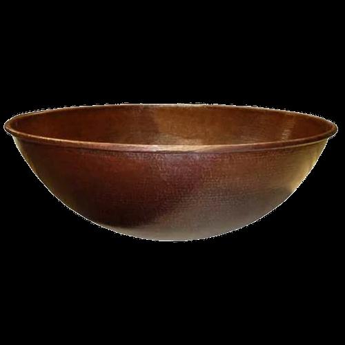 """45"""" copper fire bowl in Dubai style"""
