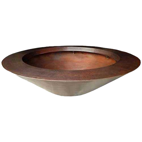 "48"" Grand Cobre Copper Fire Bowl"