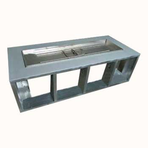 stainless steel fire  pit frame