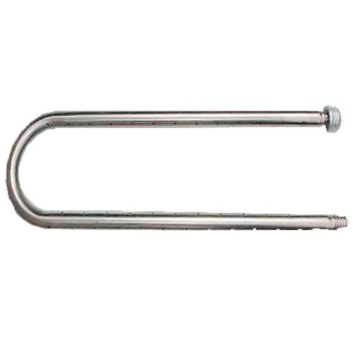 """24"""" gas stainless steel U-burner"""