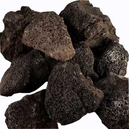 "8"" - 12"" large lava rock"