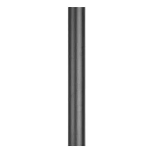"8' aluminum post in a premium black finish. Used with gas light/torch 3"" in diameter."