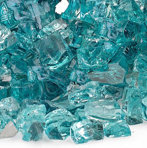 aquamarine fire glass
