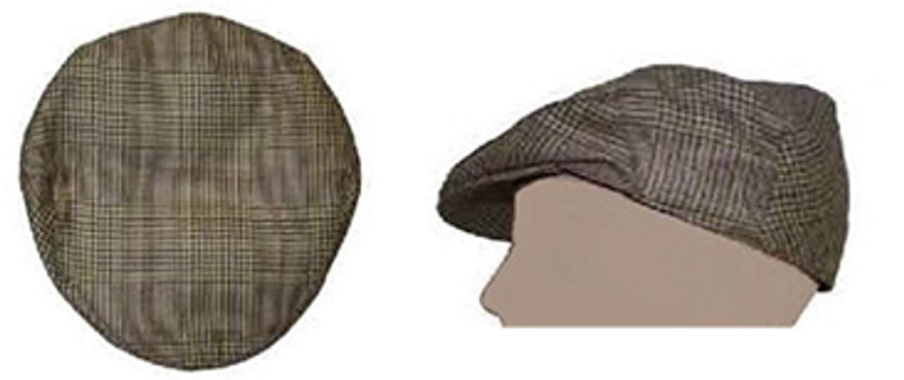 Cabby Cap Crail Pattern