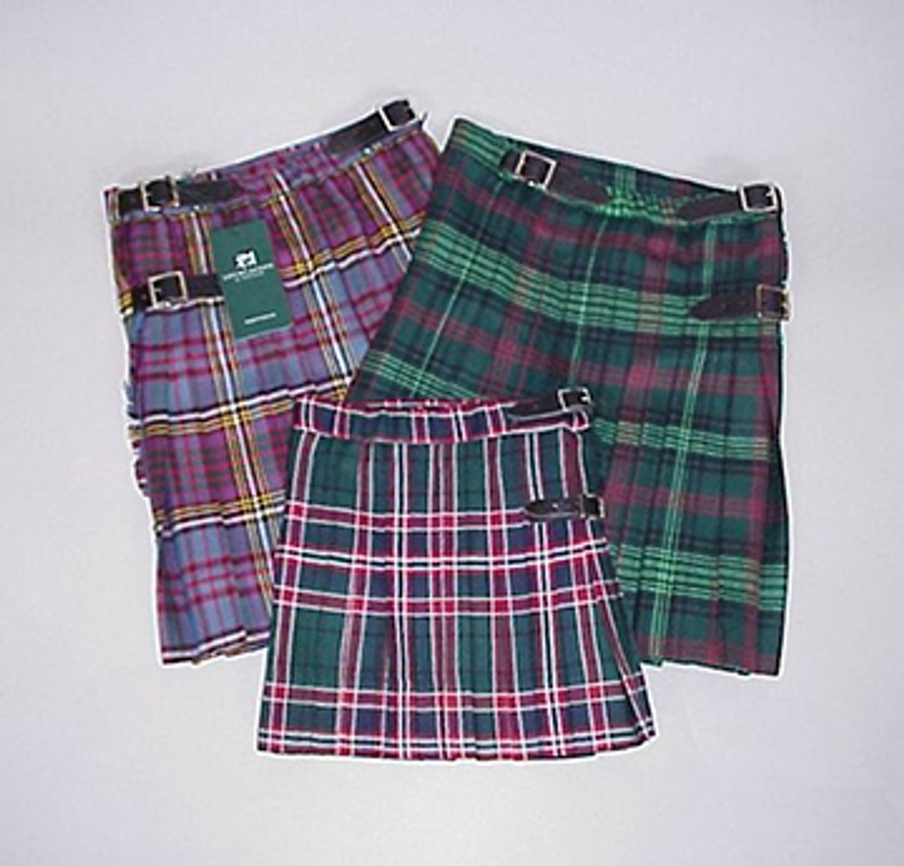 Child's Kilt 15 - 17 Inches Long - MacDonnell to Young